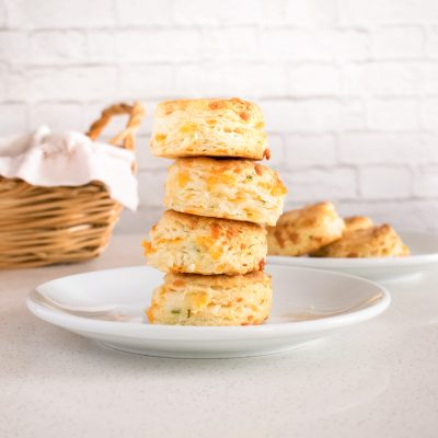 Southern Cheddar & Chive Biscuits