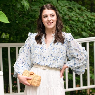 3 Ways To Style: Summer Blouse